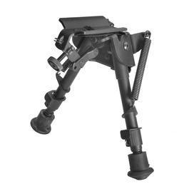 Sniper Softair - Echo1 M28 Universal Sniper-Zweibein mit Gummifüße schwarz