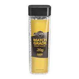 Jag Arms Match Grade Series BBs 0,25g 5.000er Container weiss