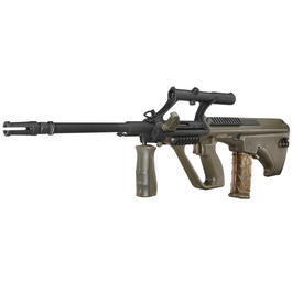 ASG Steyr Mannlicher AUG A1 Military Enhanced Proline S-AEG 6mm BB oliv-grau