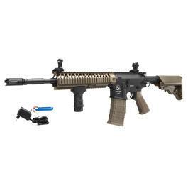 ASG Armalite M15A4 Ranger Sportline Komplettset S-AEG 6mm BB Tan