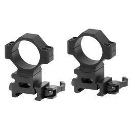 Swiss Arms Schnellmontageringe 25,4 & 30 mm 2er Pack