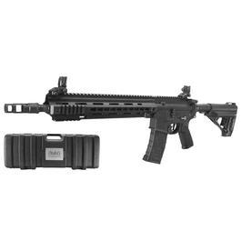 VFC Avalon Calibur Carbine Deluxe Vollmetall S-AEG 6mm BB schwarz