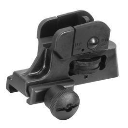 VFC L-Style Tactical Rear Sight f. 21mm Schienen schwarz