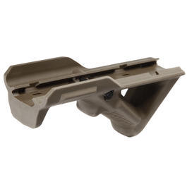 Phantom Tactical Angle Frontgriff Extended für 20 - 22mm Schienen Tan