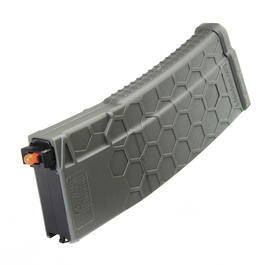 Dytac Hexmag HX Polymer Magazin Mid-Cap 120 Schuss f. Systema PTW M4 Serie oliv