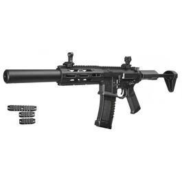 Softair Gun - Ares Amoeba M4 AM-014 EFC-System Gen. 3 S-AEG 6mm BB schwarz