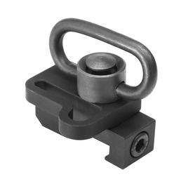Element Universal Tragegurt Adapter inkl. QD Swivel f. 20 - 22mm Schienen schwarz