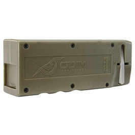 Odin Innovations M12 Sidewinder Speedloader f. M4 AEG / S-AEG Magazine Dark Earth