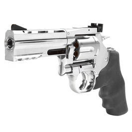 ASG Dan Wesson 715 4 Zoll Revolver Vollmetall CO2 6mm BB chrom