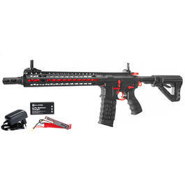 G&G CM16 SRXL ETU-Mosfet S-AEG 6mm BB Red-Edition