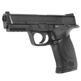 KWC Smith & Wesson M&P 9 mit Metallschlitten CO2 BlowBack 6mm BB schwarz