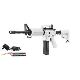 G&G Chione 16 BlowBack Komplettset AEG 6mm BB White Special Edition