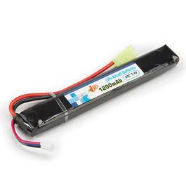 Intellect LiPo Akku 7,4V 1200mAh 20C Stick-Type