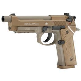 Umarex Waffen - KWC Beretta M9A3 mit Metallschlitten CO2 BlowBack 6mm BB FDE