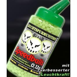 Marui - Speedballs 2.000er Schnelllader 0.12g Leuchtspur Softairkugeln