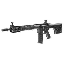King Arms Black Rain Ordnance Fallout 15 Rifle Vollmetall S-AEG 6mm BB schwarz - Limited Edition