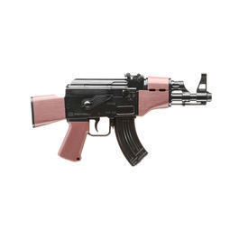 UHC Mini AK47 Kidz Action-Rifle AEG 6mm BB schwarz / braun