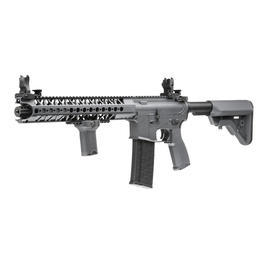Evolution-Dytac Lone Star M4 LA SBR Vollmetall S-AEG 6mm BB Cerakote Wolf Grey