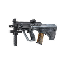 ASG Steyr Mannlicher AUG A3 XS Commando Proline S-AEG 6mm BB Black Camo