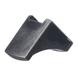 Dytac URX3 Single-Hole Polymer-Handstop 24mm schwarz