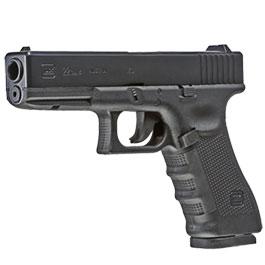 Glock 22 Gen. 4 mit Metallschlitten CO2 NBB 6mm BB schwarz