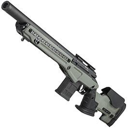 Action Army AAC T10S Bolt Action Snipergewehr Springer 6mm BB Ranger Green
