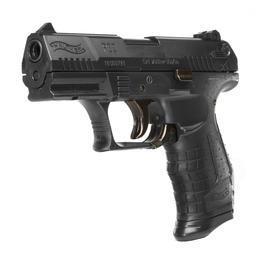 Sportwaffen - Walther P22 Springer 6mm BB schwarz inkl. Ersatzmagazin