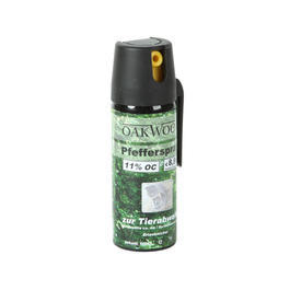 Oakwood Pfefferspray Tierabwehr 50 ml