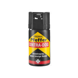 TW1000 Pfefferspray Contra Dog Man Sprühnebel 40ml