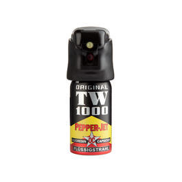 TW1000 Pfefferspray Pepper-Jet Man mit LED-Licht 40 ml