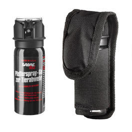 Sabre Red Pfeffergel MK-3 50ml inkl. Holster