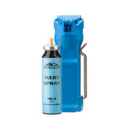 First Defense MK-6 Inert �bungsspray mit Metal-G�rtelclip 28ml