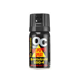 OC 5000 Red Pepper Pfefferspray Breitstrahl 40ml