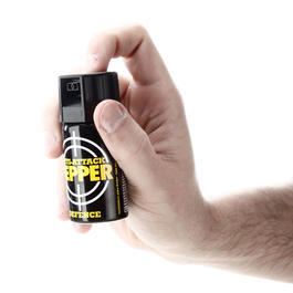 Abwehrspray Anti-Attack 40ml Jet Direktstrahl