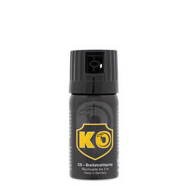 KO Security CS Gasspray Breitstrahl 40 ml