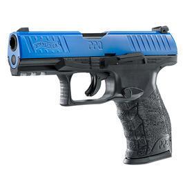RAM Waffen - Walther PPQ M2 RAM Pistole Kal. 43 blau