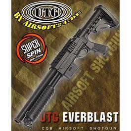 Softair ab 14 - UTG Shotgun CQB mit 3-Stufen Anschlagschaft
