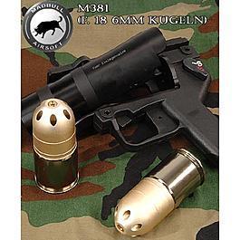 Softair ab 18 - MadBull Hülse M381 6mm BB