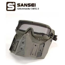 Farbkugeln - Sansei Gittermaske SWG-3