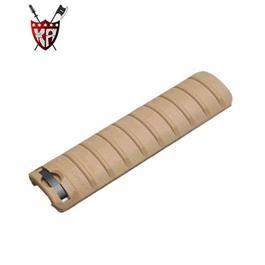 King Arms Rail Cover 9 Ribs desert