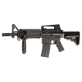 CQB M4A1 Softair AEG Komplettset 6mm BB