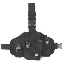 Paintball-Waffen - MFH Taktikholster Combat, schwarz