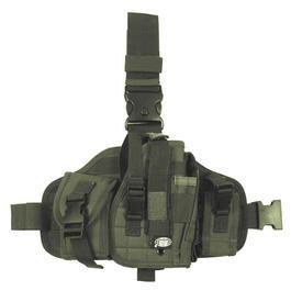 Paintball-Waffen - MFH Taktikholster Combat, oliv