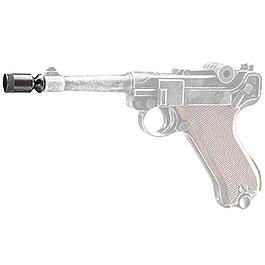 Pyrotechnik - Abschussbecher f. ME P08 Schreckschusspistolen 9 mm P.A.K.