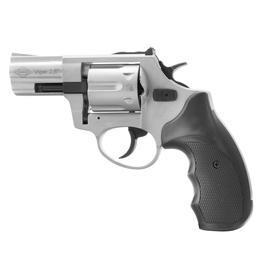 Schreckschußwaffen - GSG Viper Compact Schreckschuss Revolver vernickelt