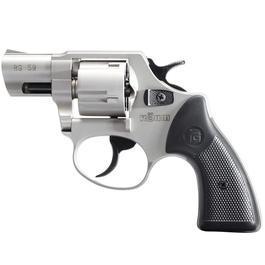 Schreckschußwaffen - Röhm RG59 Schreckschuss Revolver vernickelt