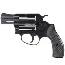 Pyrotechnik - Weihrauch HW 37 Schreckschuss Revolver brüniert 9mm R.K. Lieferzeit nach Bestelleingang ca. 4 - 5 Monate !