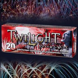 Pyrotechnik - Twilight Silver Circle 20 Signaleffekte