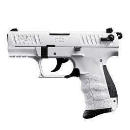 Walther P22 - Walther P22Q Schreckschuss Pistole 9mm P.A.K. White Edition