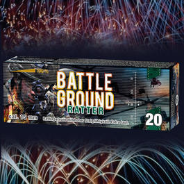 Battle Ground Ratter Raketengeschosse 20 Stück